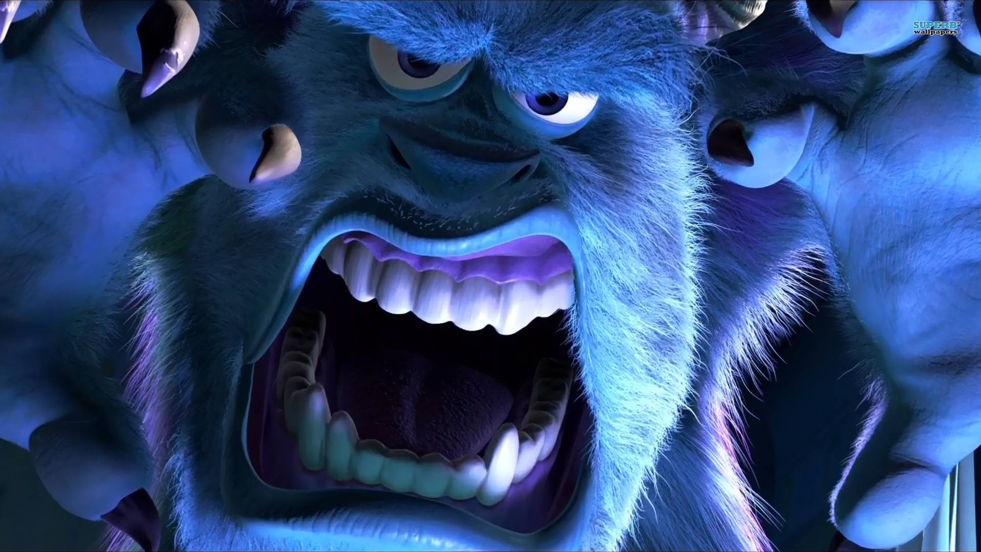 Movie Review - Monsters Inc.