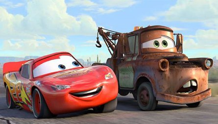 Movie Review - Cars