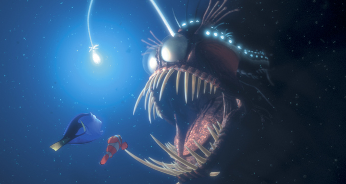 Movie Review - Finding Nemo