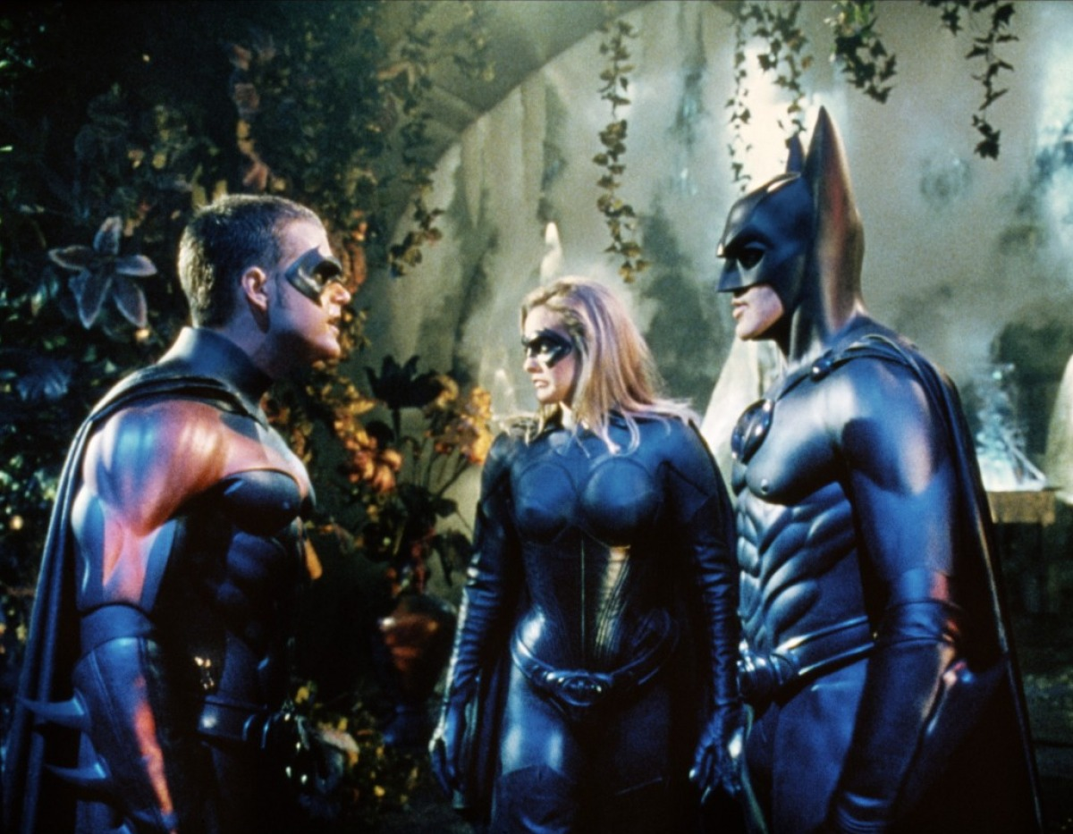 Movie Review Batman Robin Fernby Films