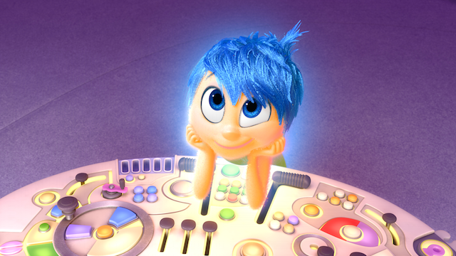 Movie Review - Inside Out
