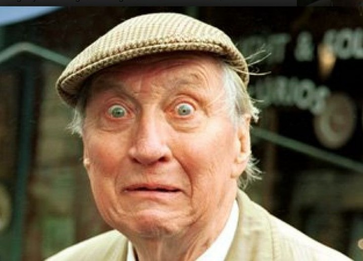 Stephen Lewis as Smiler in Last Of The Summer Wine