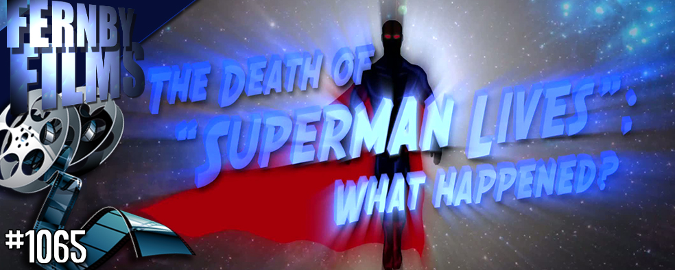 The-Death-Of-Superman-Lives-Review-Logo