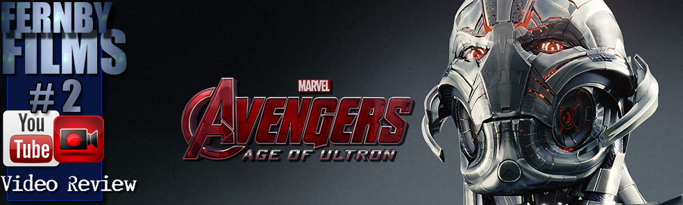Video Review – Avengers: Age Of Ultron  **SPOILER FREE**