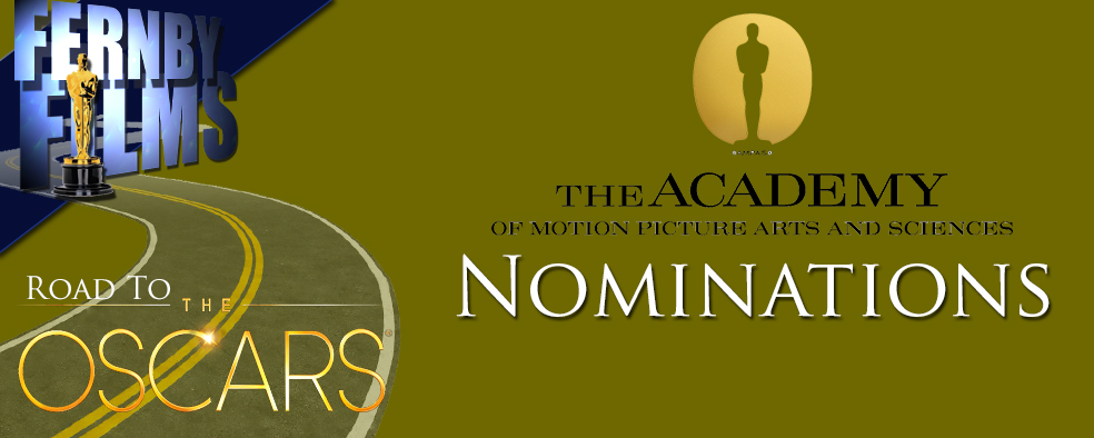Road To The Oscars – The 88th Academy Award Nominations