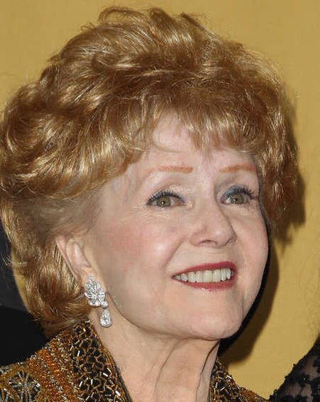 Debbie Reynolds, pictured here at another function, was unable to attend the event.