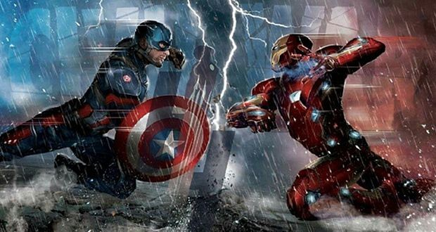 Trailer Trash – Captain America: Civil War