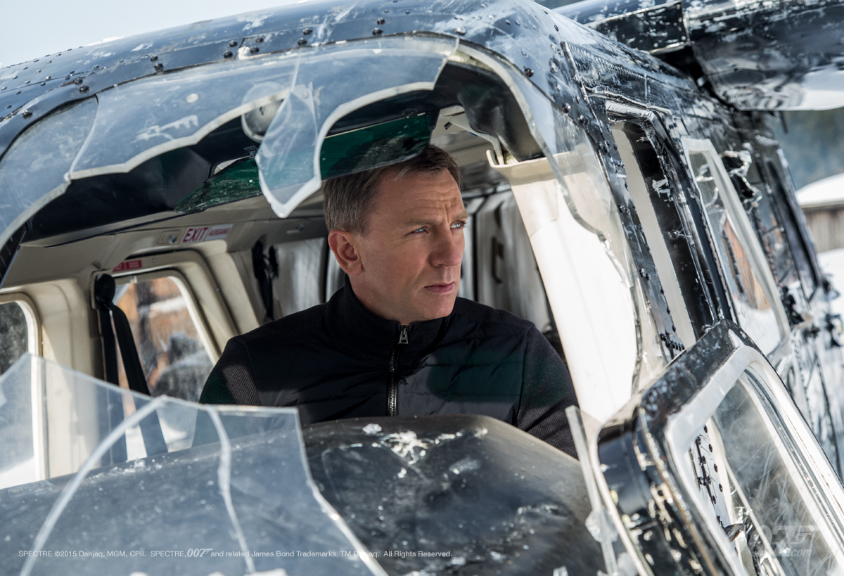Movie Review - Spectre