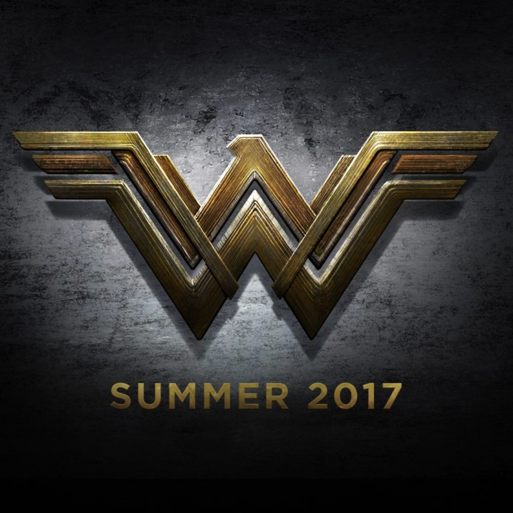 Official Wonder Woman Logo.