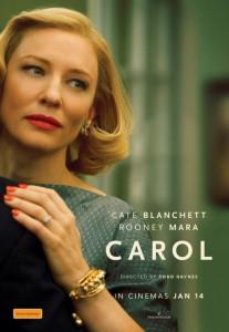 carol film poster