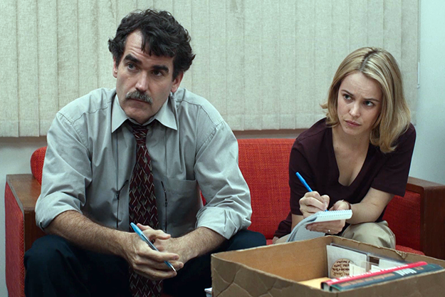 Movie Review - Spotlight