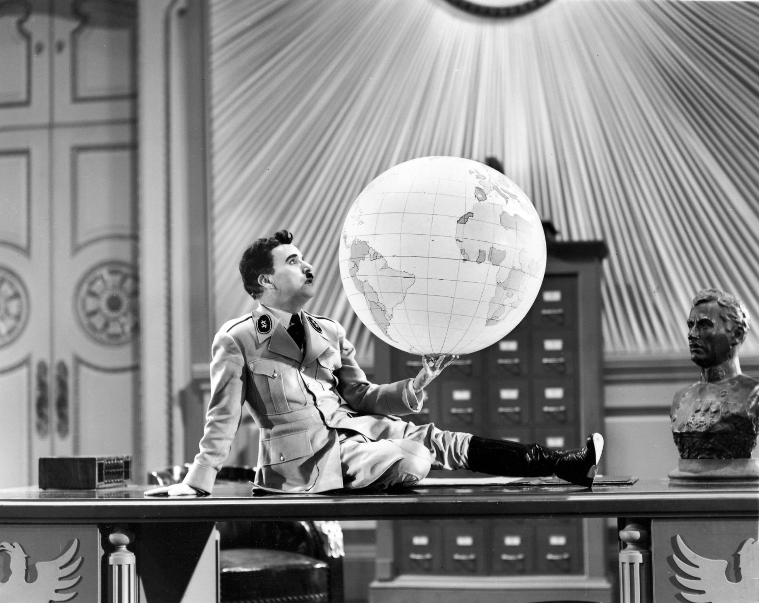 Movie Review - Great Dictator, The