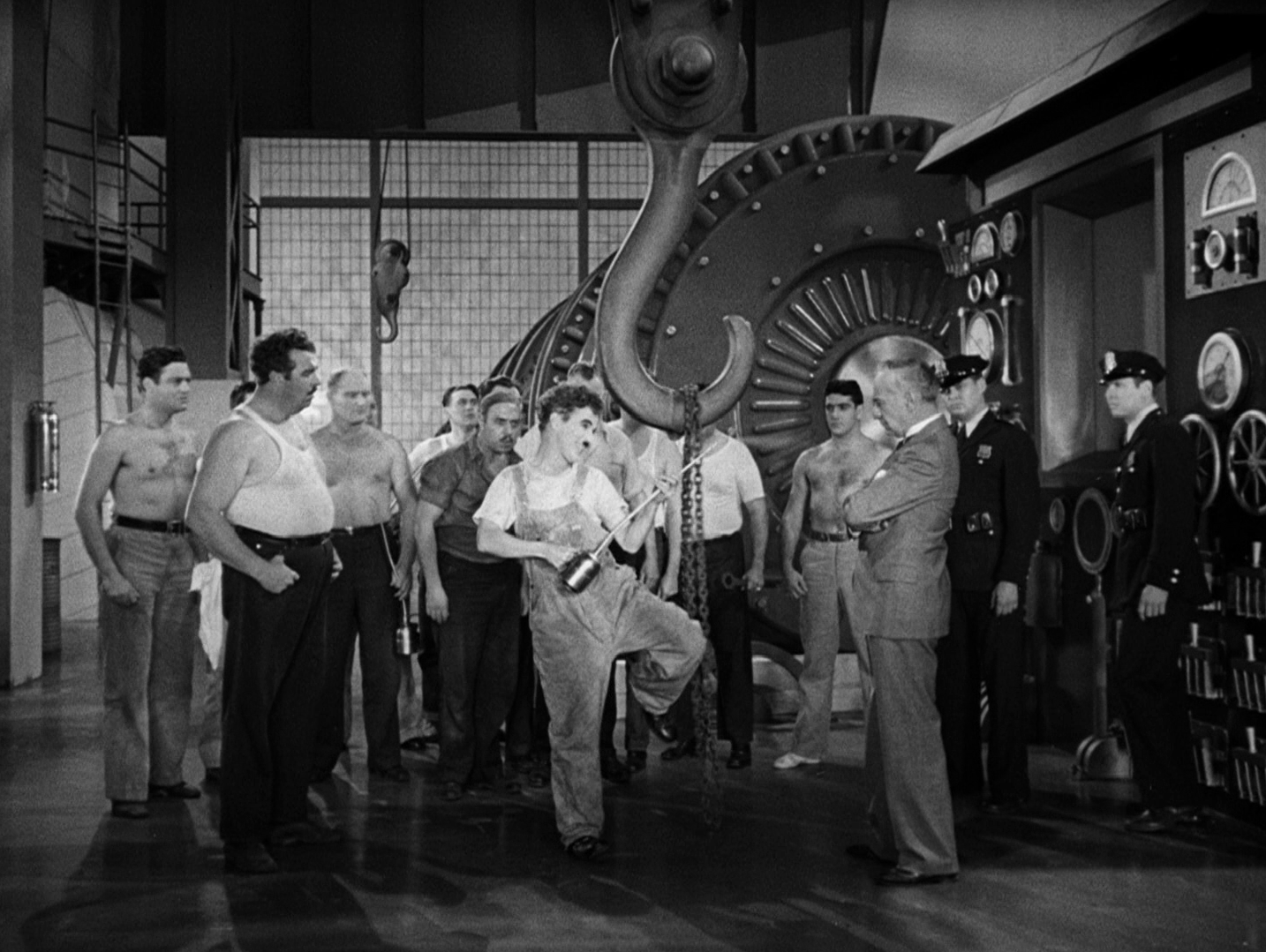 Movie Review – Modern Times