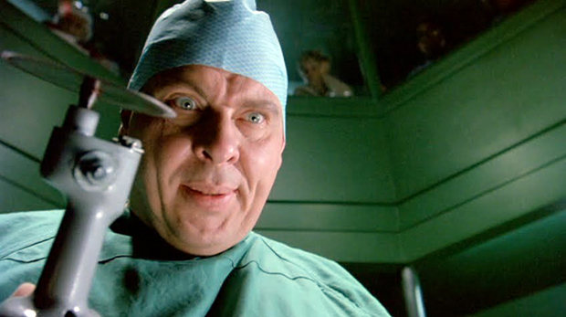 Drake as Dr Giggles