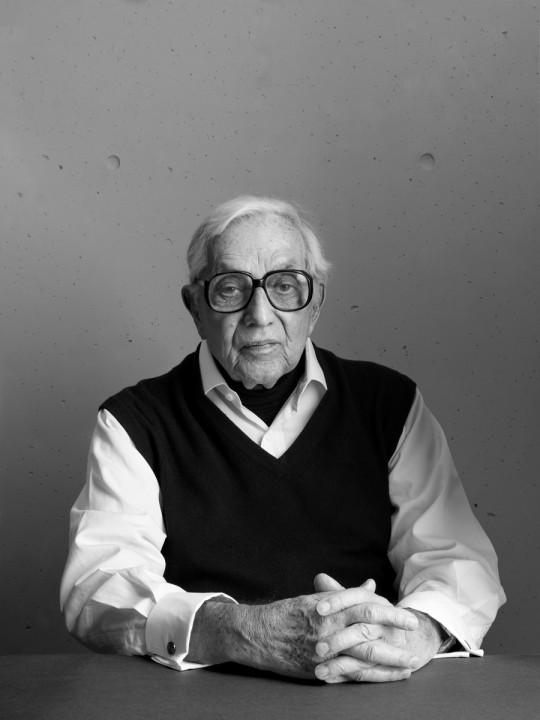 Sir Ken Adam - 1921-2016