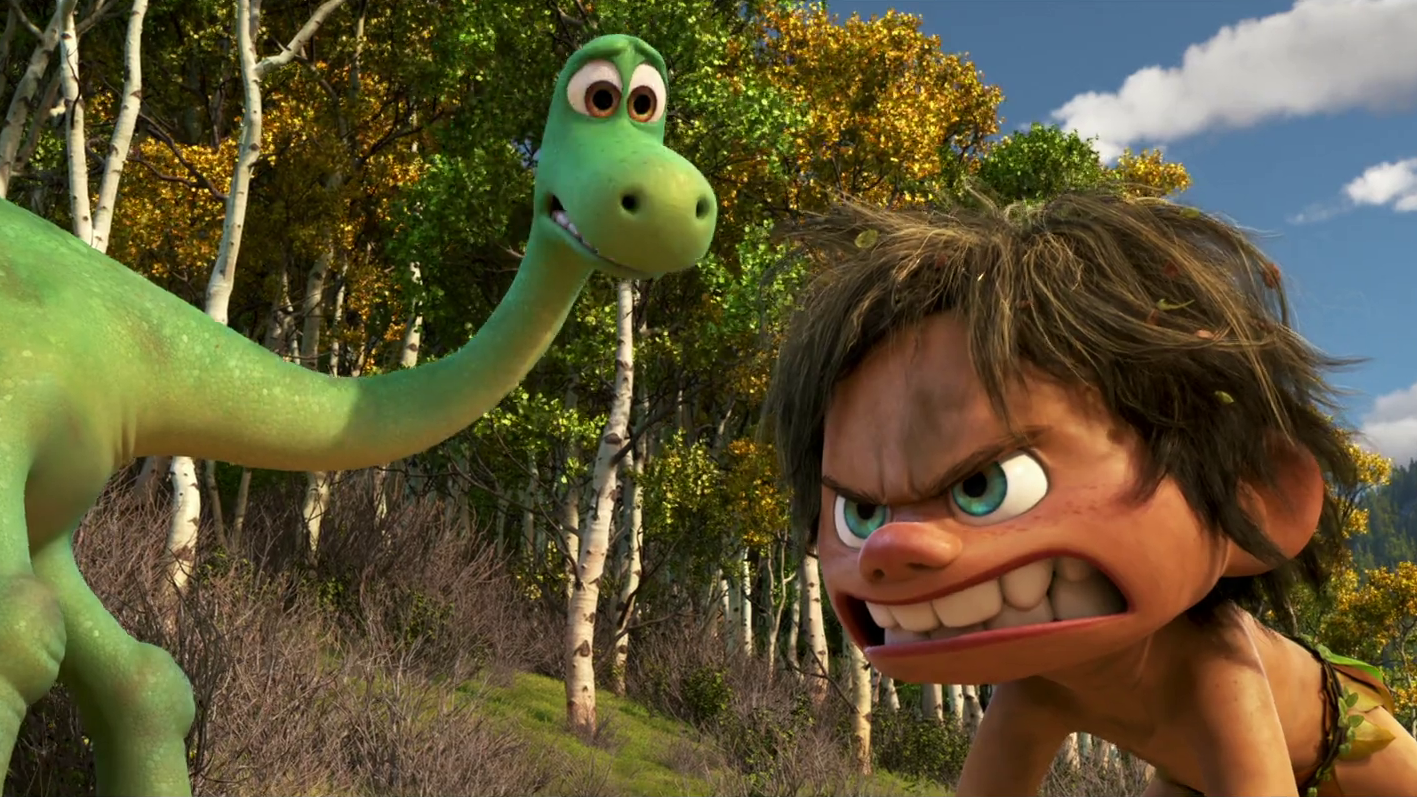 Movie Review - Good Dinosaur, The