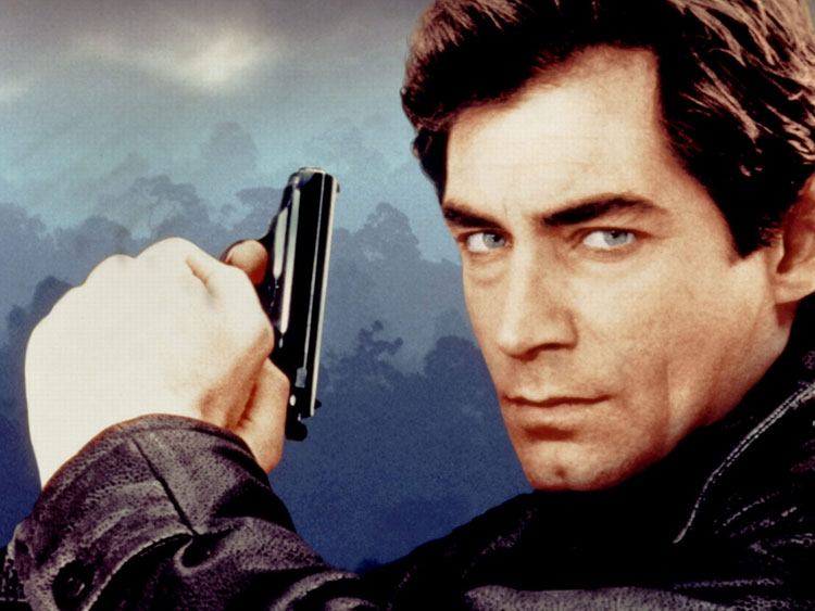 Movie Review - Living Daylights, The