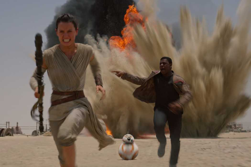 Standing Up For The Force Awakens – Apparently Clickbait Has Become The New Film Criticism
