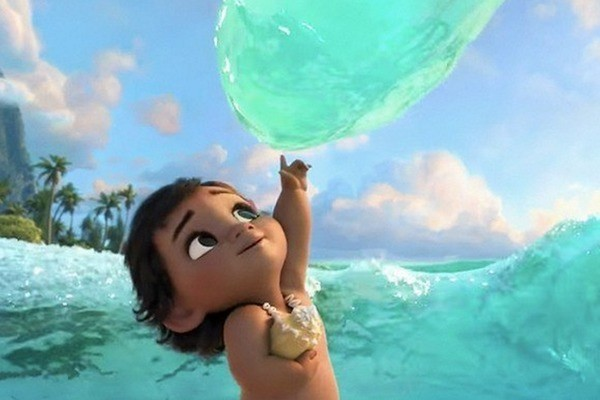 Movie Review - Moana