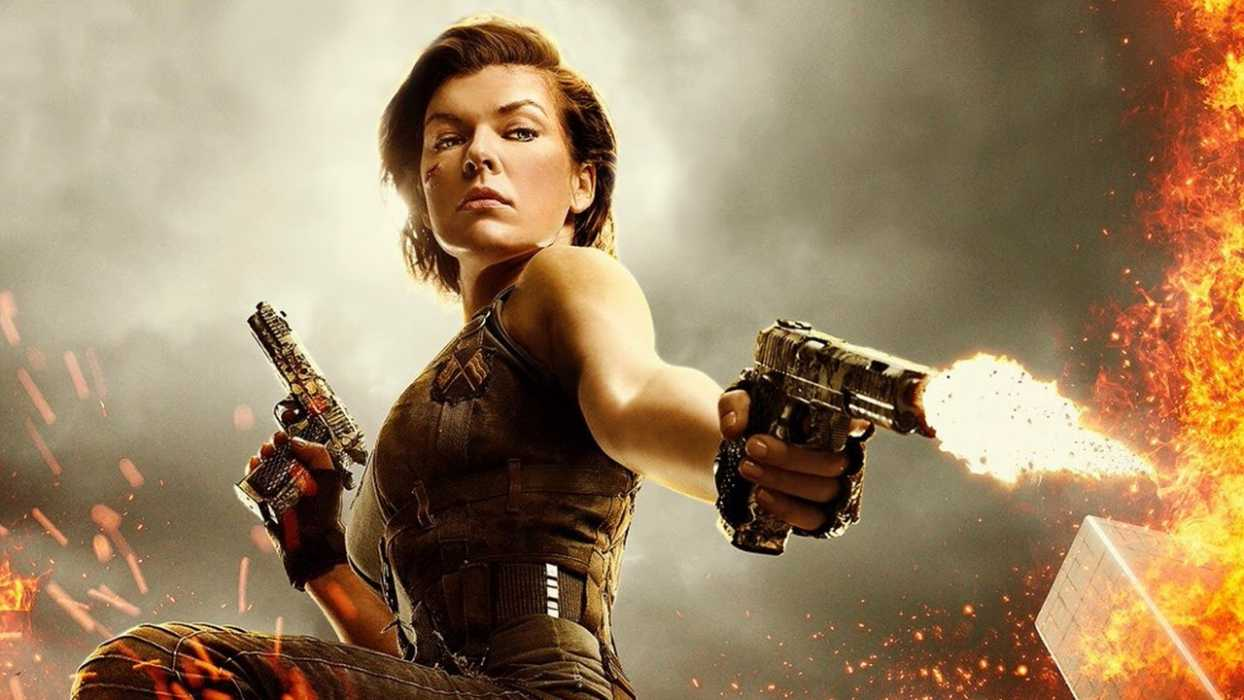 Movie Review – Resident Evil: The Final Chapter