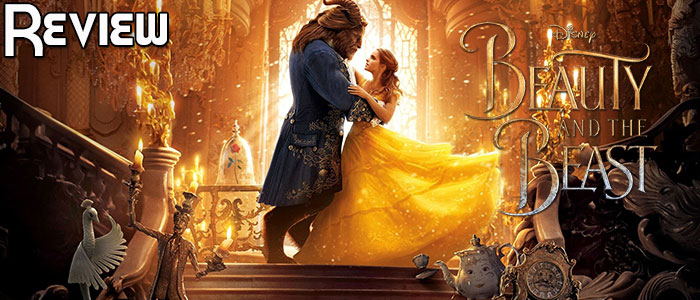 Movie Review - Beauty & The Beast (2017)