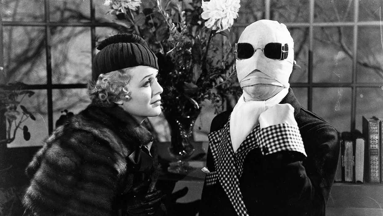 Movie Review - Invisible Man, The