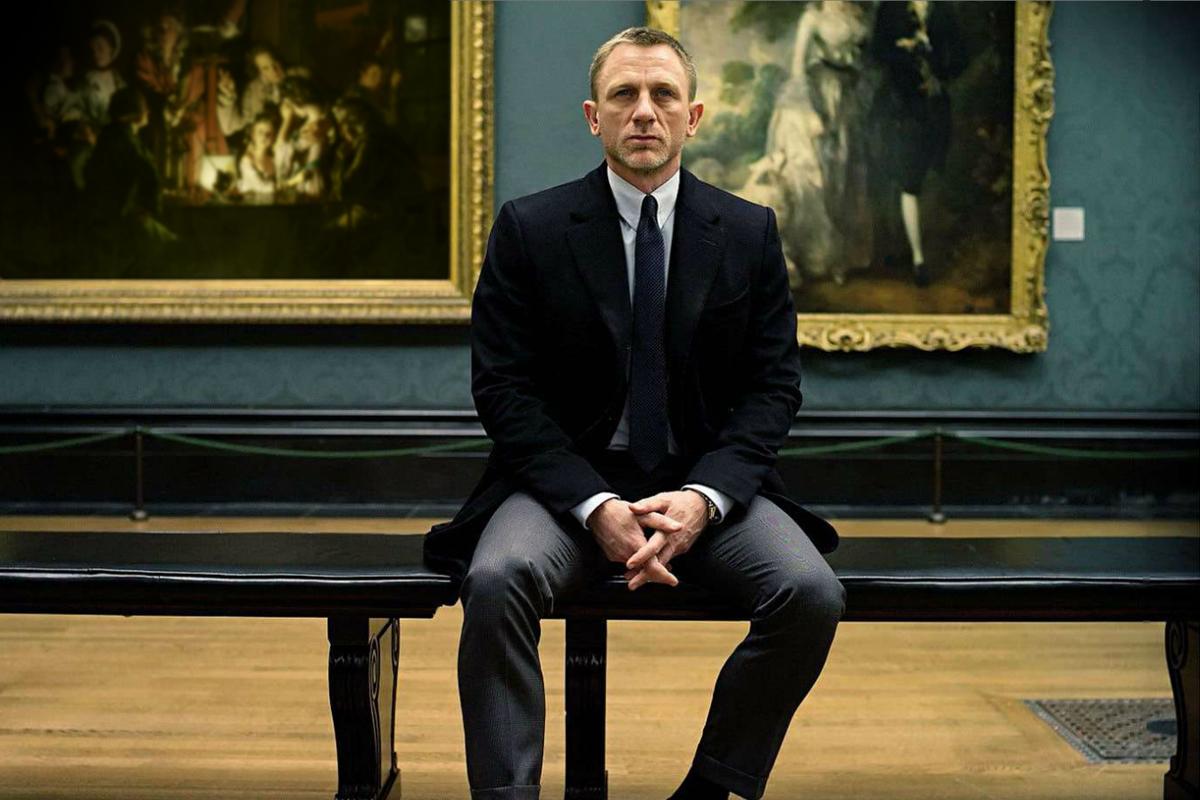 Grim And Gritty – Daniel Craig's James Bond is back!