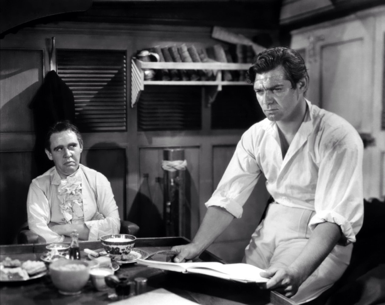 Movie Review - Mutiny On The Bounty (1935)