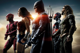 Movie Review - Justice League