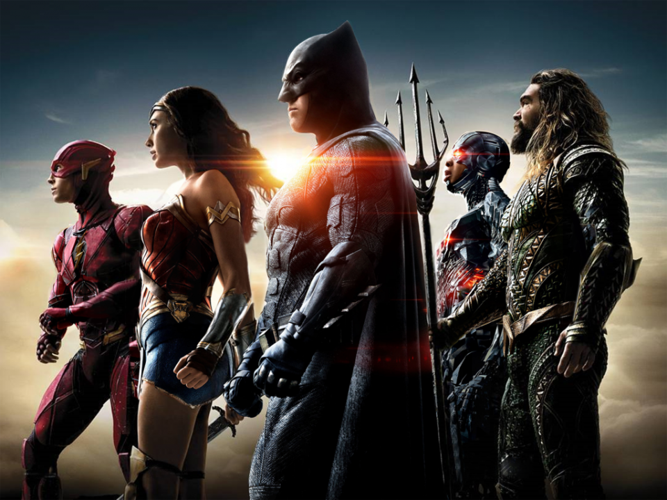 Movie Review – Justice League