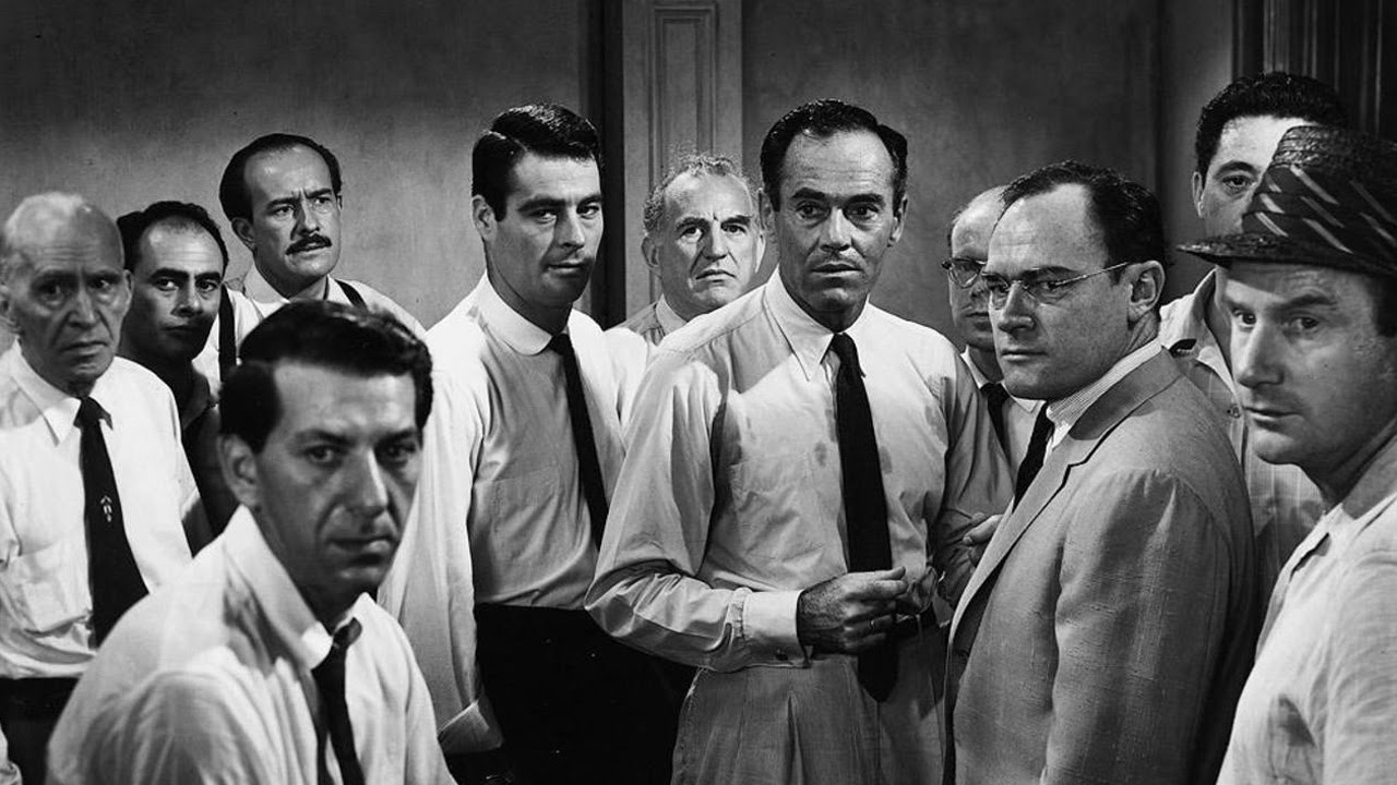 Movie Review - 12 Angry Men (1957)