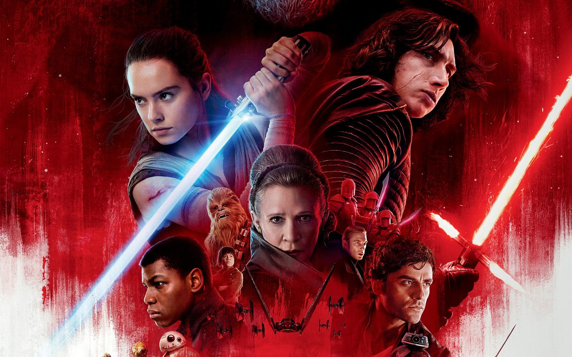 Movie Review - Star Wars: Episode VIII - The Last Jedi