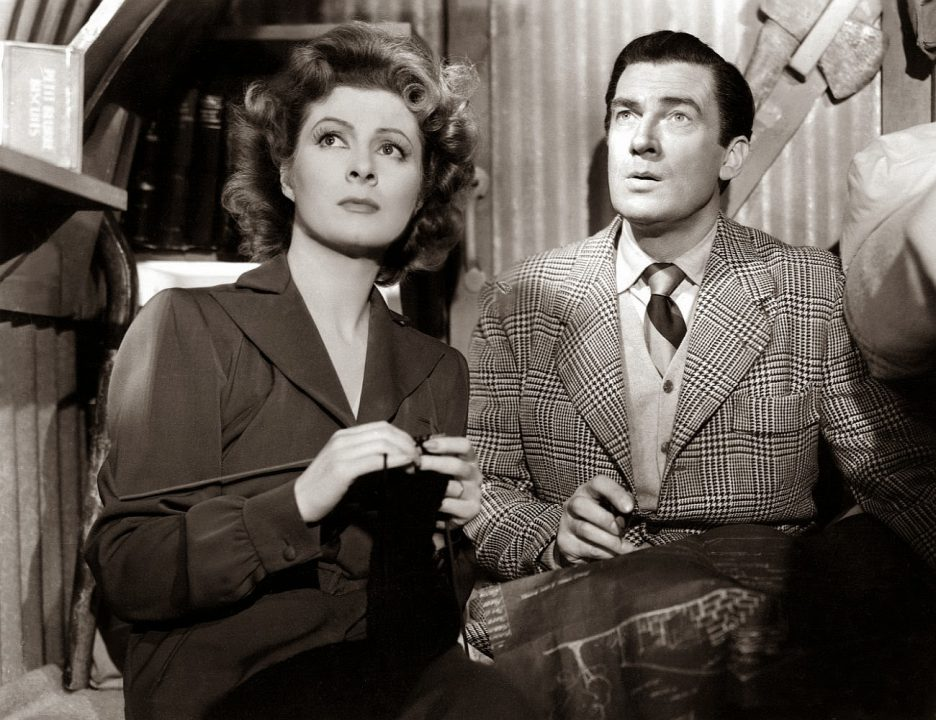 Movie Review - Mrs Miniver