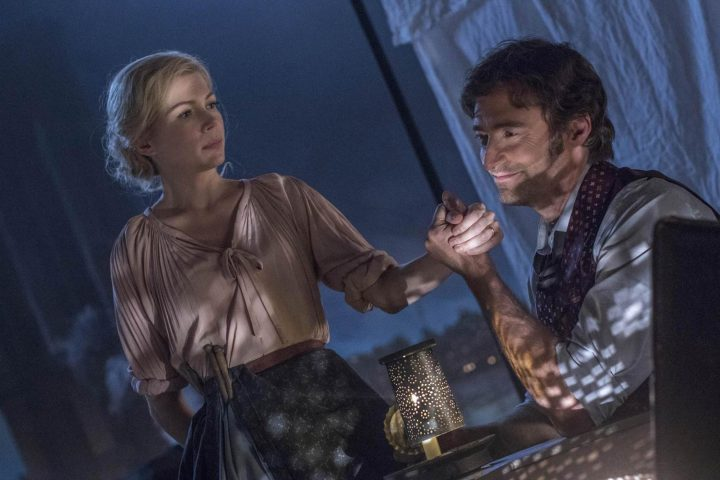 Movie Review – Greatest Showman, The – Fernby Films