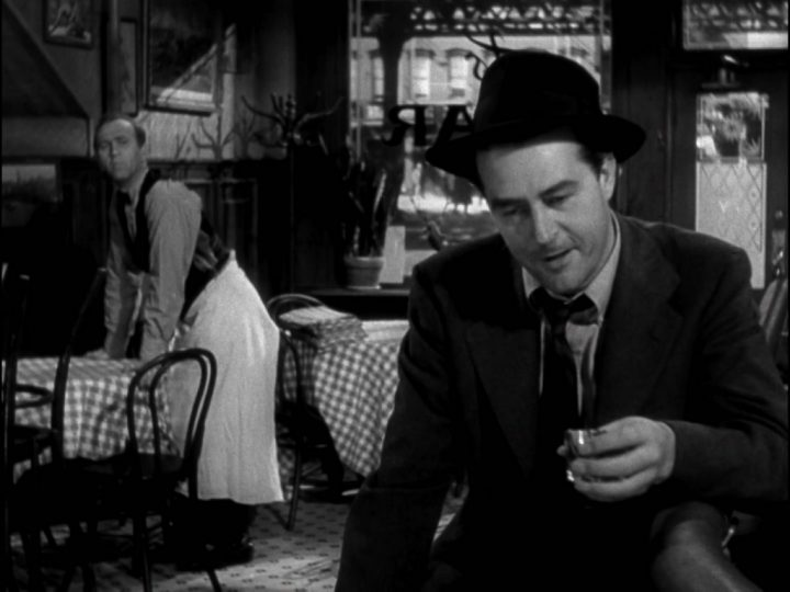 Image result for ray milland weekend bartender