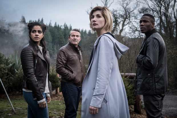 Trailer Trash! – Doctor Who