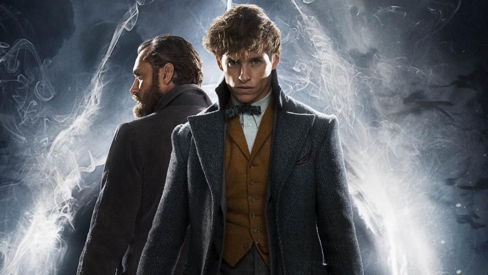 Trailer Trash! – Fantastic Beasts: The Crimes Of Grindelwald