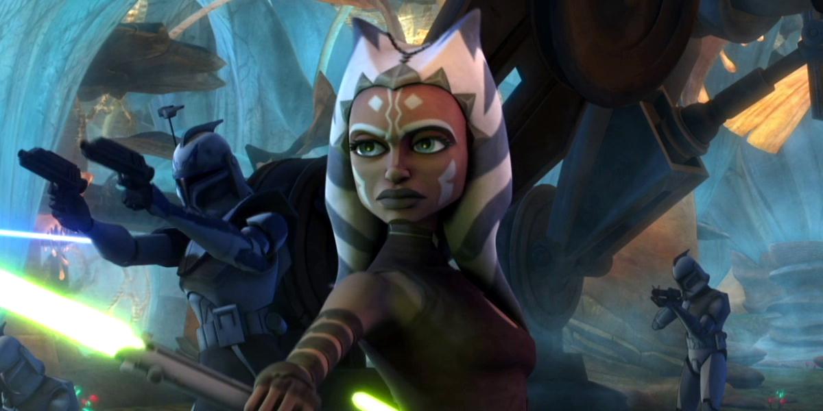 Trailer Trash! – Star Wars: The Clone Wars (Trailer #1)