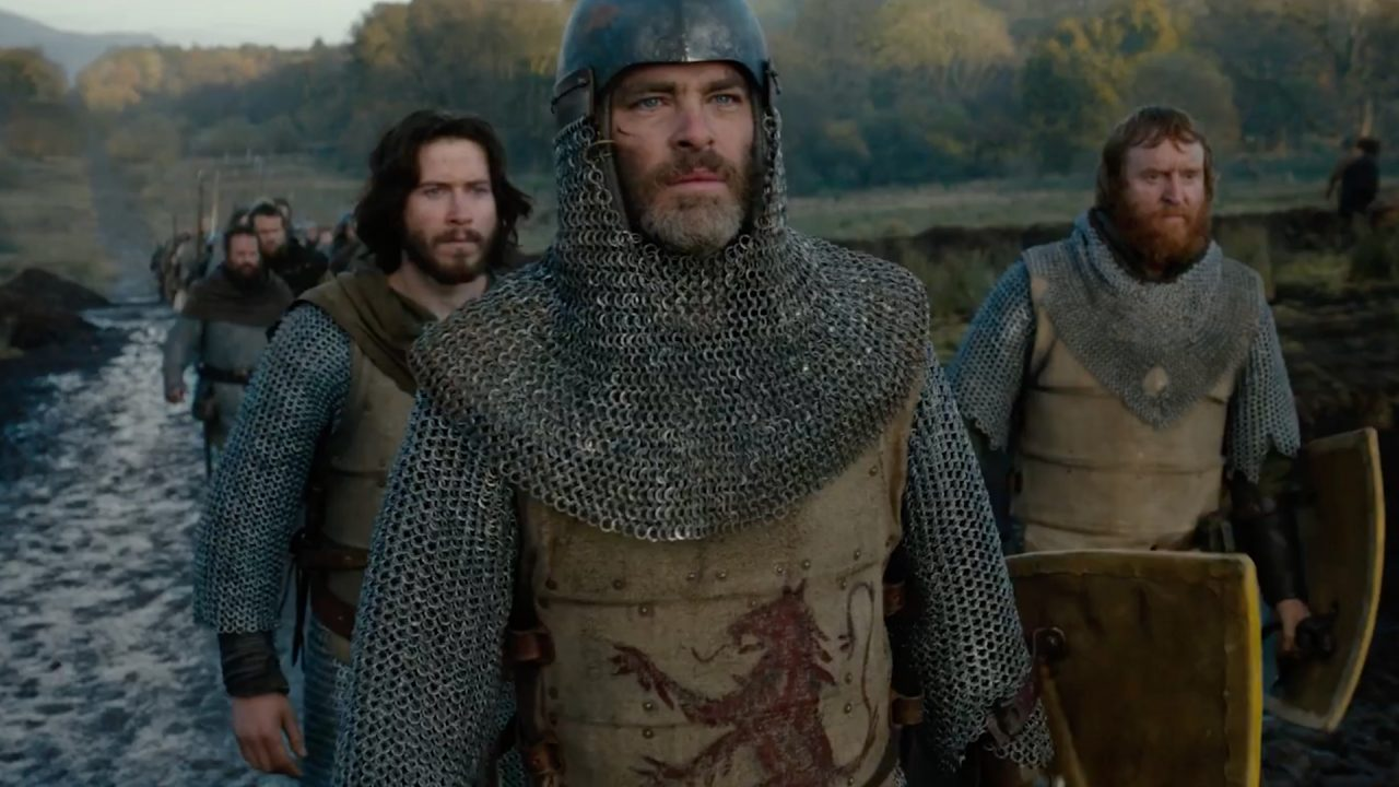 Movie Review – Outlaw King