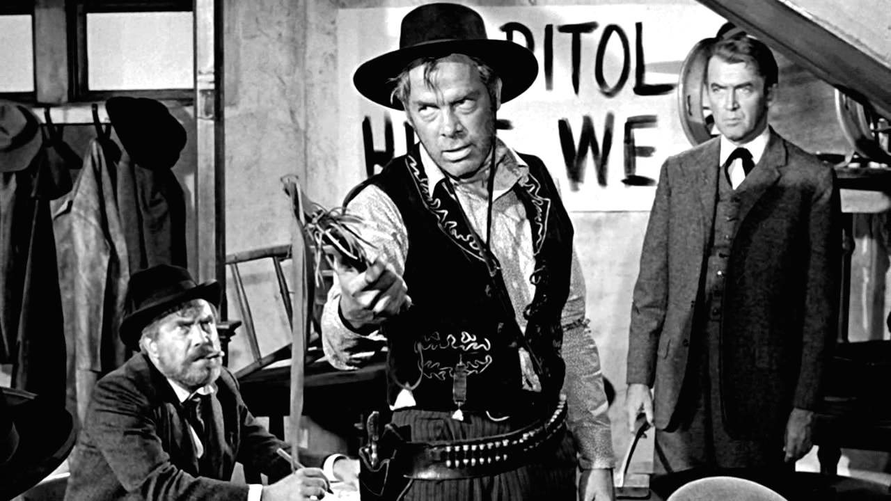 Movie Review – Man Who Shot Liberty Valance, The