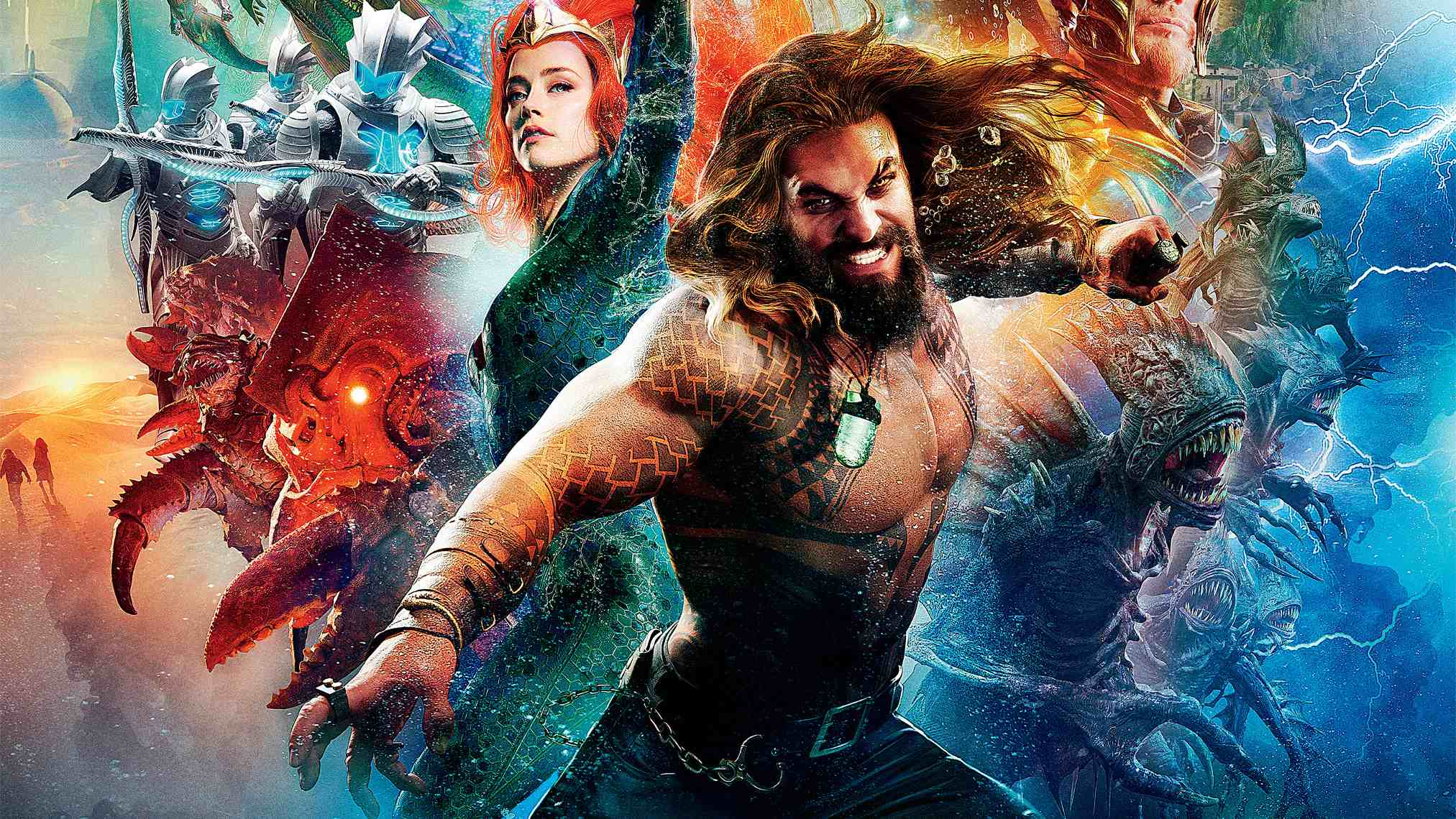 Movie Review – Aquaman