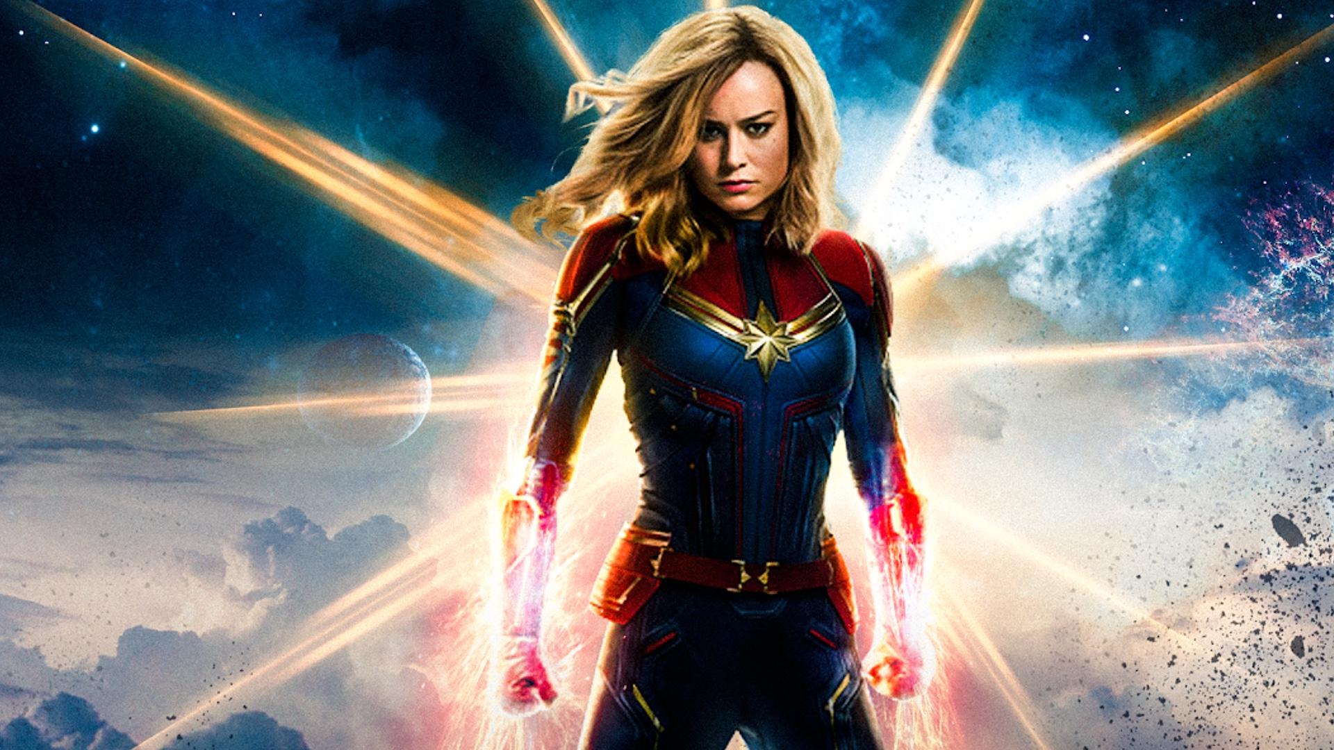 Trailer Trash! – Captain Marvel (Superbowl Spot)