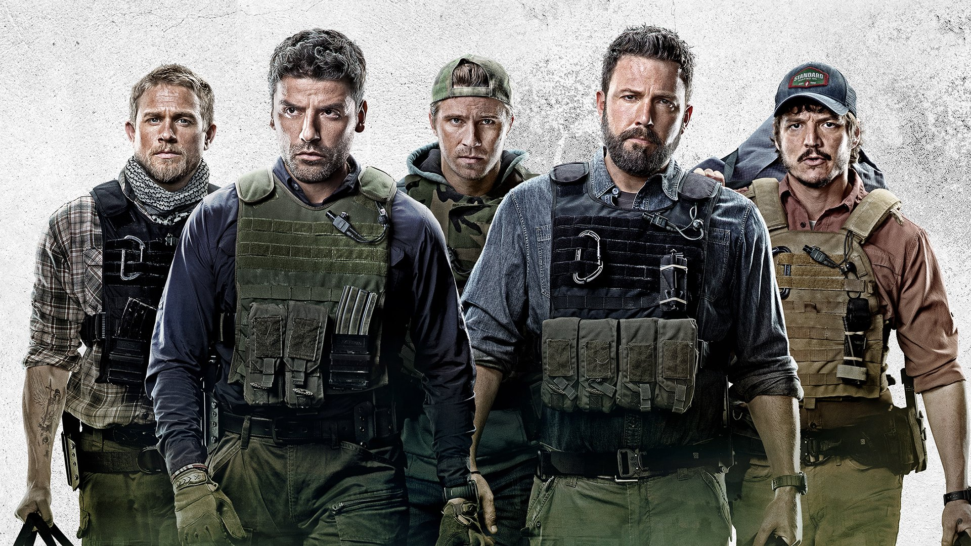 Movie Review – Triple Frontier