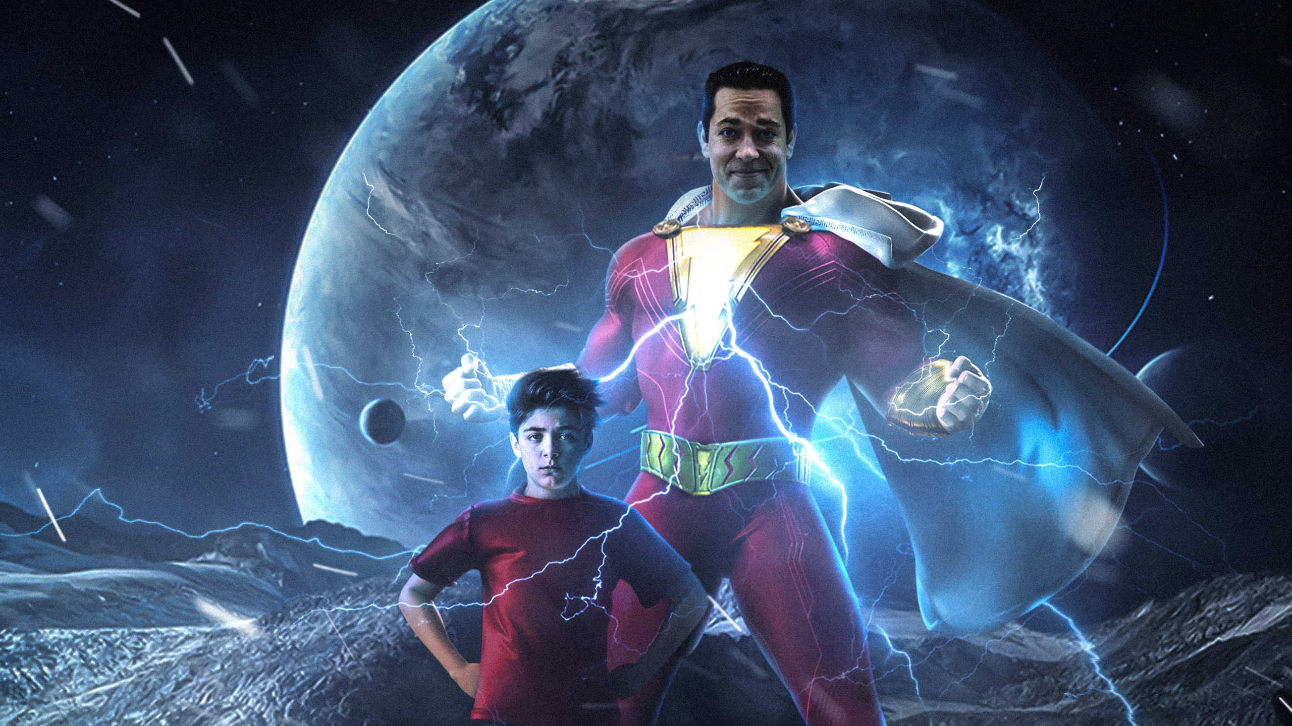 Movie Review – Shazam!