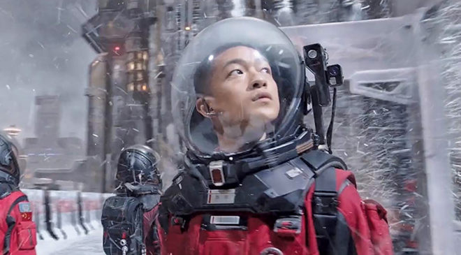 Movie Review – Wandering Earth, The – Fernby Films
