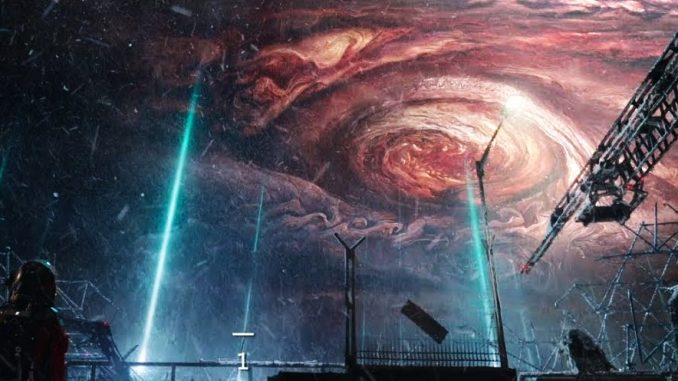 Movie Review – Wandering Earth, The