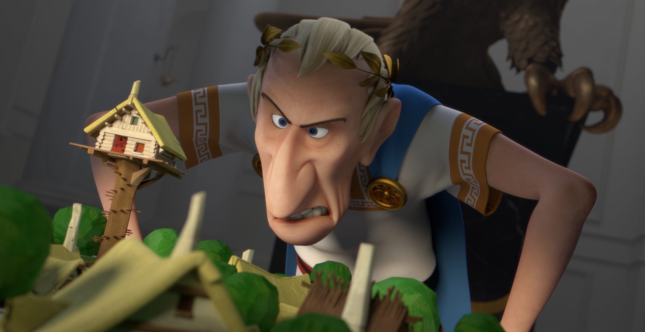 Movie Review – Asterix: The Mansions Of The Gods