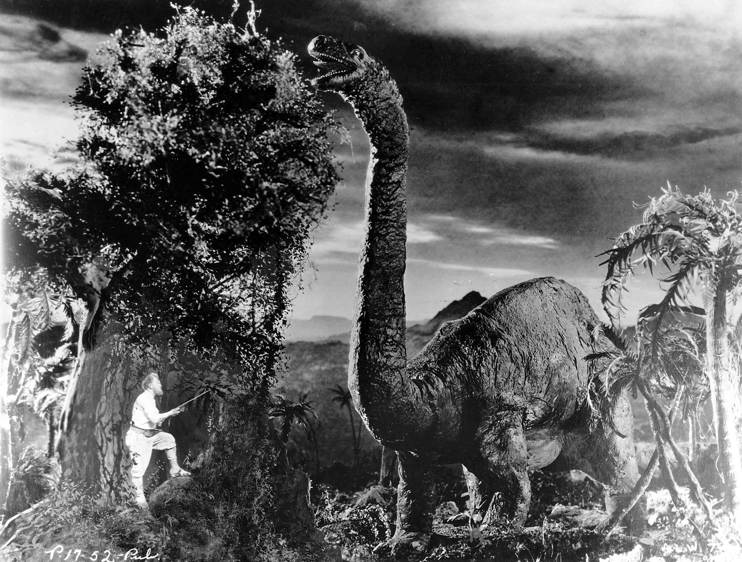 Movie Review – Lost World, The (1925)