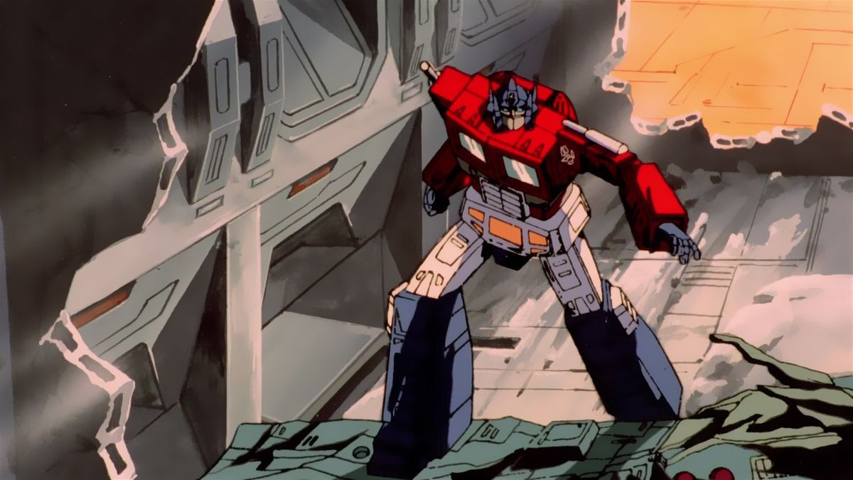 Movie Review – Transformers, The: The Movie