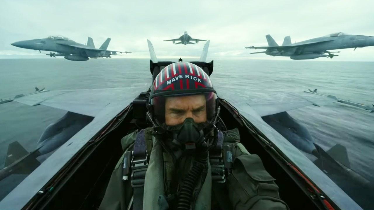 Trailer Trash! – Top Gun: Maverick (Comic Con Teaser)